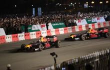 """Khuấy động Mỹ Đình với đại tiệc mãn nhãn, màn """"Khởi động Formula 1 Việt Nam Grand Prix"""" chưa bao giờ đậm chất đến thế!"""