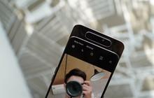 """Nhận ngay tai nghe AKG """"xịn sò"""" khi đặt trước Samsung Galaxy A80 mới tại TGDĐ"""