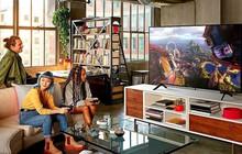 Top 4 TV Samsung màn hình lớn đáng mua