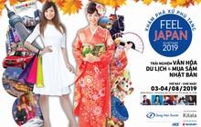 Lam Trường, Bích Phương hội ngộ tại Lễ hội Nhật Bản mùa hè 2019