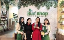 Trà Giang - Cô gái muốn phát triển cộng đồng ăn sạch, uống xanh, sống khỏe tại Việt Nam