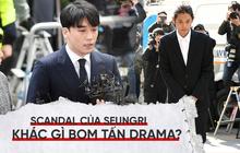 Bê bối của Seungri gay cấn chẳng thua gì bom tấn drama: Cả nước Hàn thót tim hóng kẻ gian bị đốn đổ qua từng tập!