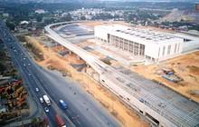 Cận cảnh bến xe Miền Đông lớn nhất Việt Nam đang dần thành hình, tổng vốn đầu tư 4 nghìn tỷ