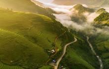 """""""Bình minh Mù Cang Chải"""" - bức ảnh của nhiếp ảnh gia người Việt lọt top 12 ảnh đẹp trên National Geographic khiến bạn bè quốc tế trầm trồ"""