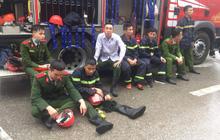 Cháy tổ hợp khách sạn quán karaoke ở Vinh: 1 nữ nhân viên tử vong do ngạt khói, nhiều chiến sĩ PCCC đuối sức