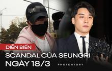 Scandal của Seungri ngày 18/3: Tổng thống Hàn Quốc chính thức lên tiếng, Jung Joon Young có lệnh bắt giữ