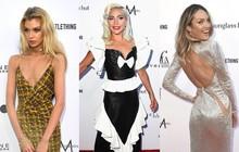 Thảm đỏ gắt nhất hôm nay: Lady Gaga sến sẩm đọ sắc thiên thần Victoria's Secret, nhưng vẫn nổi bật giữa rừng người đẹp