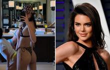 Kendall Jenner muốn bày cho chị em cách diện bikini sành điệu nhưng dân tình lại chỉ chú ý vào vòng 3 của cô nàng