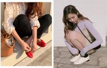"""4 kiểu giày bệt hot nhất năm nay: đã dễ đi còn """"max"""" xinh, diện với đồ gì cũng đẹp"""