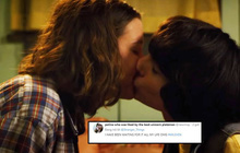 """""""Stranger Things"""" mùa 3 vừa tung traller khiến fan bấn loạn vì nụ hôn của cặp sao nhí"""