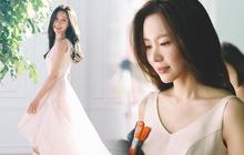 """Chùm ảnh hậu trường gây sốt của mỹ nhân """"Sắc đẹp ngàn cân"""": U40 vẫn trẻ đẹp khó tin, chẳng thua gì Park Min Young"""