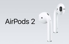Apple chính thức ra mắt AirPods 2: Không có màu đen, có sạc không dây, giá cao nhất 4,7 triệu đồng