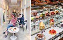 2 tiệm bánh ngọt mới toanh ở Hà Nội đang được dân tình thi nhau tới check-in ầm ầm