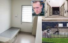 Phòng giam hung thủ vụ xả súng New Zealand: Tường bê tông siêu dày, lúc nào cũng có người quan sát nhất cử nhất động