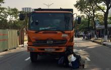 Va chạm với xe chở rác, người đàn ông chạy xe máy chết thảm
