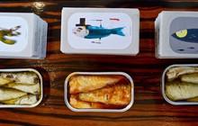 Lại thêm trend mới đầy khó hiểu của các nhà hàng hạng sang: hải sản đóng hộp