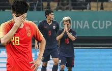 """""""Messi Chanathip"""" tỏa sáng, tuyển Thái Lan khiến Trung Quốc ôm hận ngay trên sân nhà"""