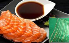 Cô bé 8 tuổi có sán dài 2,6m trong ruột chỉ vì thường ăn cá sống