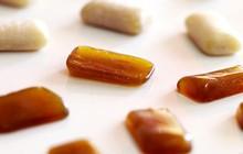 Khoa học cuối cùng cũng phát triển đến mức tạo ra... kẹo cao su nuốt được không sợ dính ruột