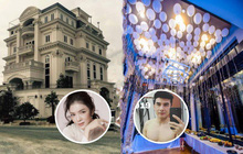 """Đọ độ """"khủng"""" bên trong nhà bạc tỷ của sao Việt: Người mạnh tay dát vàng như cung điện, người tối giản đến từng chi tiết!"""