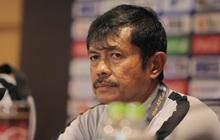 """HLV U22 Indonesia cười và """"troll"""" thầy Park vụ phải nhận thẻ vàng trước trận chung kết SEA Games 30"""