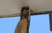 Vừa học vừa run dưới mái trường chờ sập ở đảo Lý Sơn