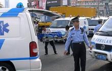 Cảnh sát Trung Quốc bắn chết tài xế đâm xe làm 13 người thương vong