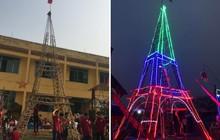 Quyết định chơi lớn và khiến cả thiên hạ trầm trồ: Lớp học này đã mang cả Tháp Eiffel vào hội trại