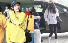 Lấn át cả Dương Mịch, Đường Yên, sao nữ kém tên tuổi này được netizen nhận xét là có body đẹp nhất khi diện áo nỉ oversize