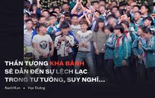 Cuồng Khá Bảnh, bênh Seungri: Văn hoá thần tượng của học sinh đang trở nên xấu xí, lệch lạc đến mức báo động