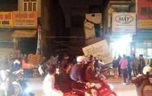 Thanh Hóa: Nhiều người bỏ chạy khi ngôi nhà 2 tầng bất ngờ đổ sập trong đêm