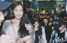 Choáng với cảnh fan Việt vây kín sây bay Nội Bài đón Hyomin (T-ara), nhưng làn da đời thực của mỹ nhân này mới gây sốt