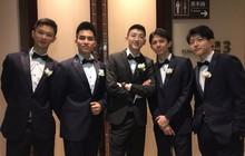 """Dàn phù rể toàn """"cực phẩm"""" nhưng bao lầy trong đám cưới của cặp đôi đũa lệch nổi tiếng nhất Trung Quốc"""