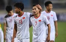 U23 Việt Nam đứng áp chót trong danh sách các đội nhì bảng ở vòng loại U23 châu Á