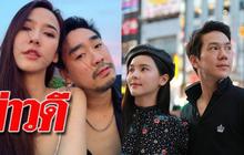 """6 cặp đôi mới siêu hot của showbiz Thái: Người được tung hô, kẻ bị """"ném đá"""" vì cướp chồng, yêu tình cũ của đàn chị"""