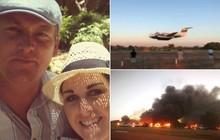 Vừa cãi nhau nảy lửa, phi công đánh cắp máy bay lao thẳng vào bữa tiệc có vợ mình tham dự