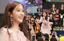 Fan phấn khích khi nghe Hyomin (T-ara) bập bẹ gọi tên chả giò, bánh tôm... trên show thực tế tại Việt Nam