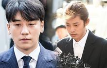 """Seungri tự nhận là nạn nhân của chuỗi bê bối Burning Sun, Jung Joon Young bỗng được réo gọi vì bị bạn thân """"đổ vỏ"""""""