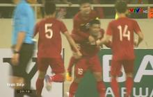 Hà Đức Chinh phá lưới Thái Lan mở tỉ số cho U23 Việt Nam: Hôm nay Chinh hết đen rồi!