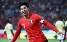 Son Heung-min ghi bàn giúp Hàn Quốc đánh bại đội tuyển hàng đầu Nam Mỹ