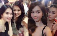 Ngọc Trinh gặp lại Phương Khánh sau 5 năm: Cô em Ngọc My đầy mụn ngày nào nay là Miss Earth, lột xác không nhận ra
