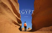 """Bộ ảnh Ai Cập của nhiếp ảnh gia Tâm Bùi: """"Đứng trước kim tự tháp, tôi thấy mình như một con kiến đang tha thẩn vài viên đường dưới chân một toà thành khổng lồ"""""""
