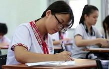 Vĩnh Phúc công bố các môn thi vào lớp 10