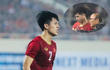 Thầy Park lo phát sốt khi Đình Trọng, Tấn Sinh nhăn nhó vì chấn thương ở trận thắng Thái Lan