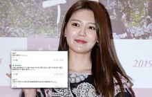 """Lần đầu nhận vai nữ chính, Sooyoung (SNSD) đã bị phản đối: """"Idol nhà SM có ai biết diễn bao giờ đâu!"""""""