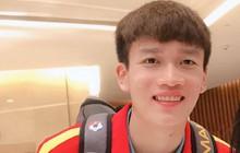 """""""Anh bộ đội"""" ghi bàn vào lưới U23 Thái Lan: """"Bố mẹ ơi con rất hạnh phúc"""""""