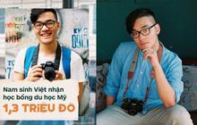 Nam sinh 2001 nhận học bổng du học Mỹ lên đến 1,3 triệu USD với giấc mơ cải tạo môi trường Việt Nam