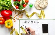 Trước khi bắt đầu giảm cân thì hãy nắm rõ cho mình 5 nguyên tắc quan trọng sau