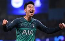 Video cực hiếm: Hai bàn thắng chớp nhoáng của Son Heung-min dưới góc máy của khán giả
