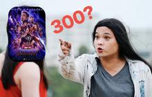 Xuất hiện vé chợ đen Endgame tại Việt Nam giá 300k